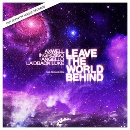 SHM & LBL ft. Deborax Cox - Leave The World Behind (MKC 2011 Bootleg)