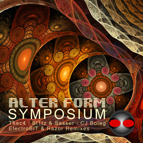 Alter Form - Symposium (Sasser & Bl1tz Remix) [Flextone Recordings]