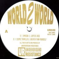 Underground Resistance - Jupiter Jazz Artwork