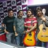 Antariksh Band in Happy Evenings - Rock Bhajan-Krishnam govinda -RJ Anup @94.3 My fm jiyo dil se