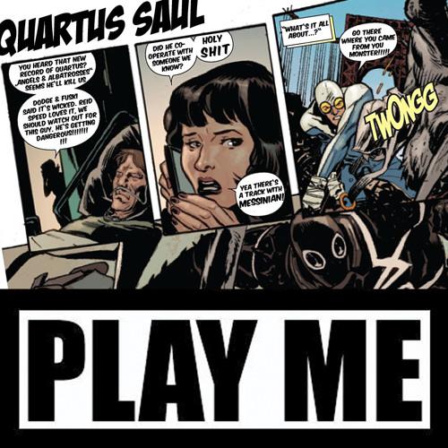 Quartus Saul - Angels and Albatrosses