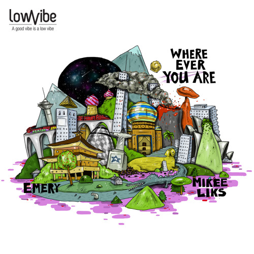 LOW008 - Emery feat. Mikee Liks - Wherever You Are