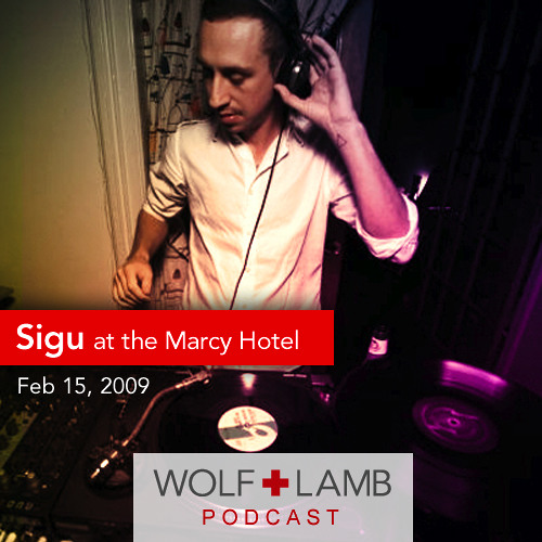 Sigu's Jazz at the Marcy Hotel W+L