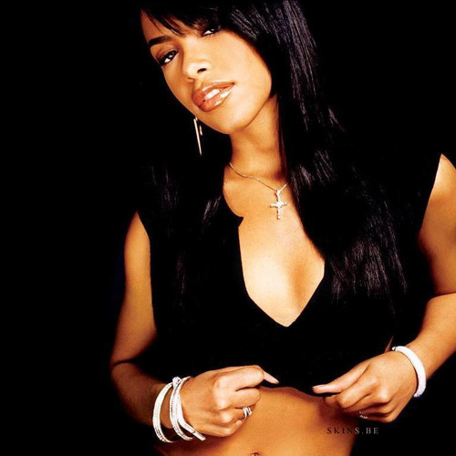 7-12-1996 Aaliyah & Corey Hill aka Hustle Simmons WPAL 100.9 Charleston, SC (192)