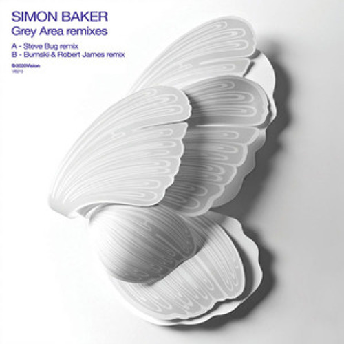 Simon Baker - Gray Area - Steve Bug rmx teaser