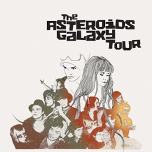 The Asteroids Galaxy Tour - The Golden Age (Unplugged Version)