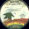 Invisible Man's Band - All night thing (12 inch)