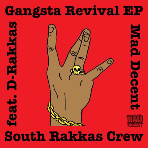 D Rakkas (South Rakkas Crew)-Gangsta Revival (JWLS Remix)
