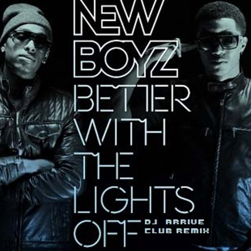 Crish Brown-Better With The Light Off (DJ Arrive Club Remix)