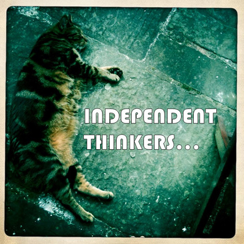 Independent Thinkers ...