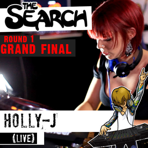 Holly-J The Search DJ Competition Round 1 Grand Final