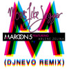 Arlene Zelina ( Marron 5 Cover ) - Moves like Jagger (Djnevo Remix)