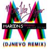 Arlene Zelina ( Marron 5 Cover ) - Moves like Jagger (Djnevo Remix)