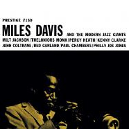 MILES DAVIS & THE JAZZ GIANTS