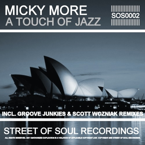 Micky More - A Touch Of Jazz (MM Piano Deluxe)