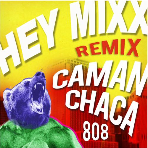 Camanchaca - 808 (Hey Mixx Remix)