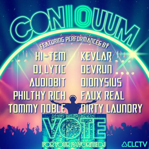Live Set: Con10uum (8/13/11) Free Download