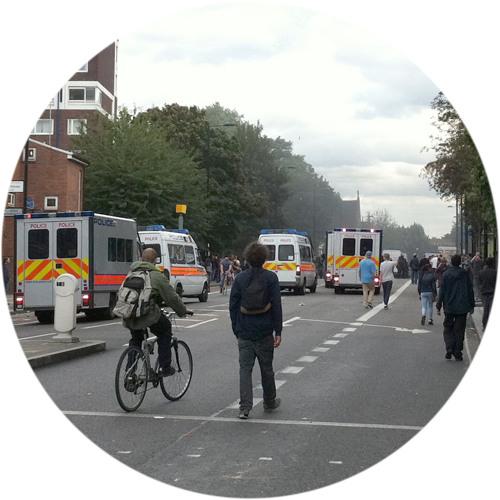 Romanticising the Riots