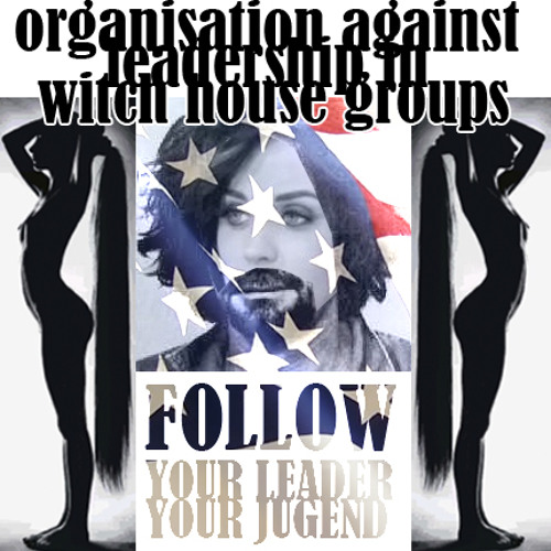 Organisation against leadership in witch house groups - When will I be famous? (2011)