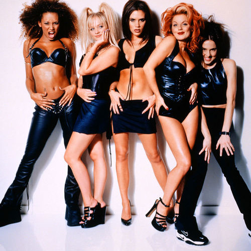 Spice Girls - Wannabe (EA remix)