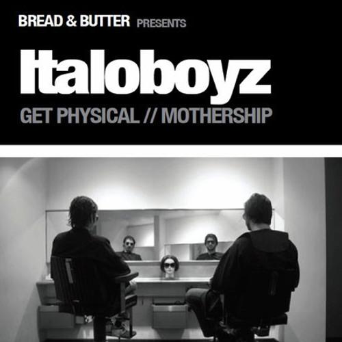 Italoboyz @ B&B London - 29.8.2011