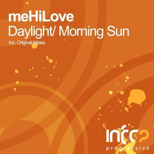 meHiLove - Daylight (Original Mix) [CUT From ASOT 523 By Armin Van Buuren]