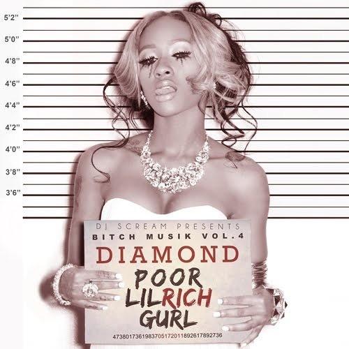 Diamond - More Than A Crush Feat Eboni Luv