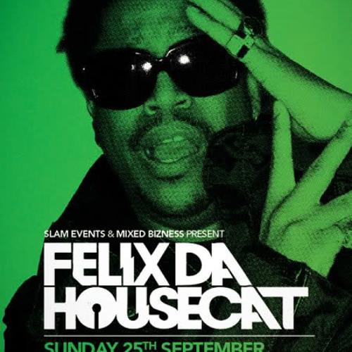 Felix Da Housecat - Slam tent at T In The Park 2011