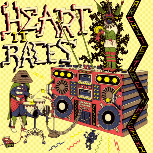 Architecture in Helsinki  Heart It Races (DJ Rupture's Ital Hymn Mix feat. Mr Lee G)
