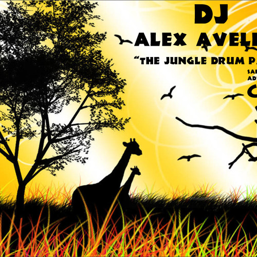 """""""The Jungle Drum Party"""" CD# 2  Tribal/House Promotional Only"""