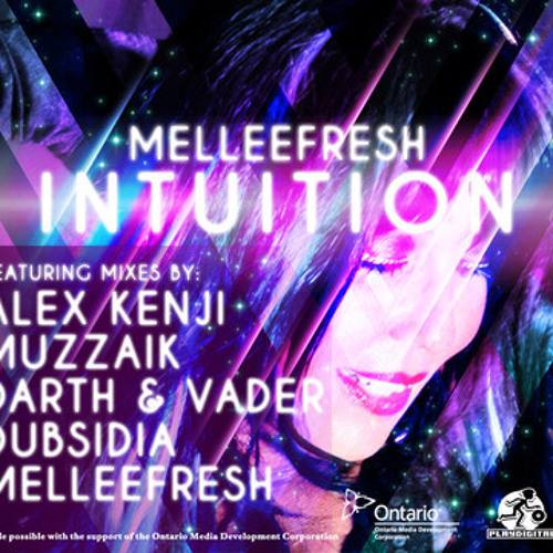 Melleefresh - Intuition (Dubsidia Rmx) DEMO Play Records