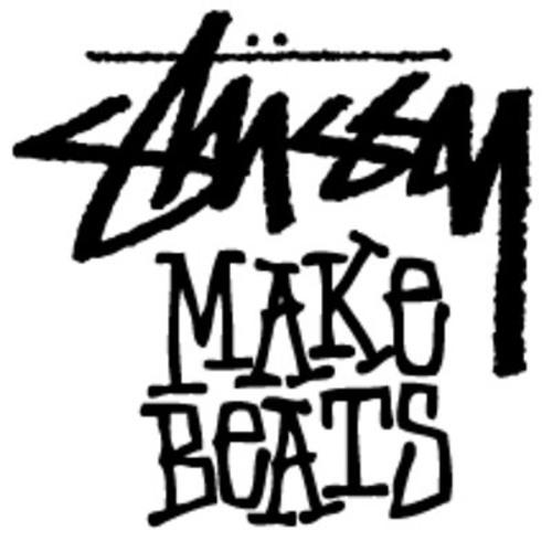 Stussy - Make Beats - Beat On A Plane