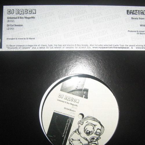 """Universal B Boy Megamix Vinyl 12"""" (Vinyl Available)"""