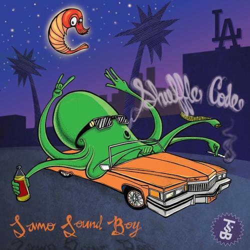Samo Sound Boy - Shuffle Code (Da Fresh rmx) (Trouble And Bass Recordings)