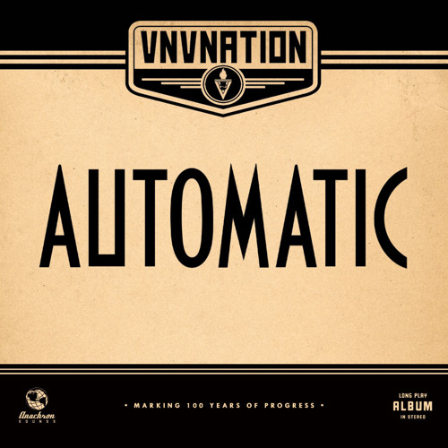 "Control - from the album ""Automatic"""