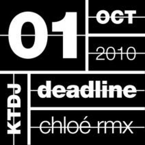 KTDJ0018 Chloe - Distant (Magda Remix)