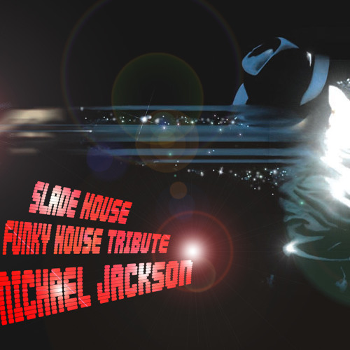 Funky House Michael Jackson Tribute with Rare White Label Vinyl