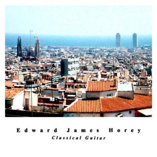 """Classical Guitar"" by Edward James Horey"