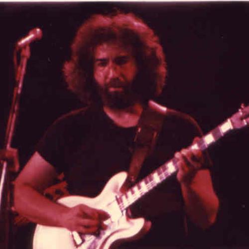 """Dear Prudence"" (live) - Jerry Garcia Band"