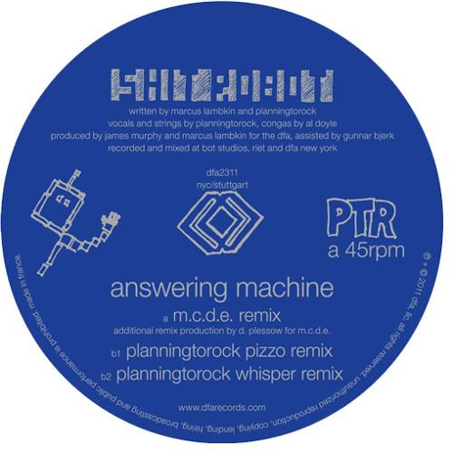 Shit Robot - Answering Machine (M.C.D.E. Remix)