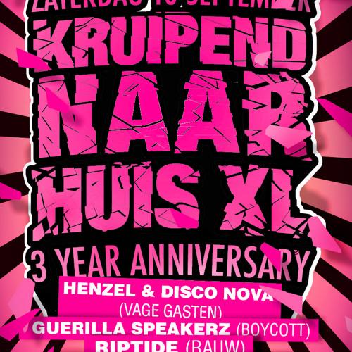 Henzel & Disco Nova - Kruipend Naar Huis XL 15 Min Mix