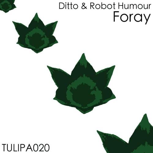 Ditto*& Robot Humour - Elephant
