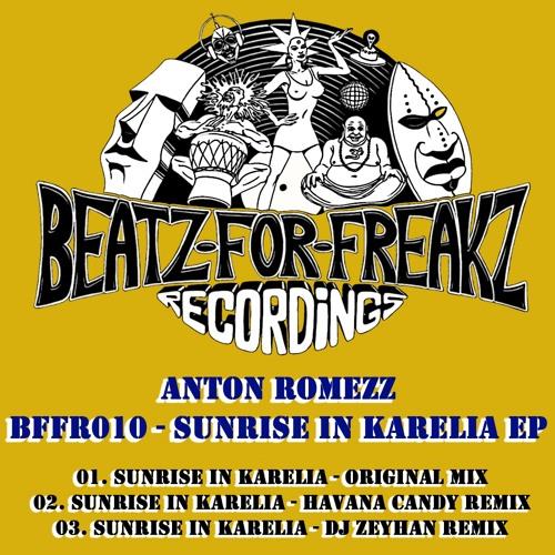 03. Anton Romezz - Sunrise in Karelia (DJ Zeyhan remix)
