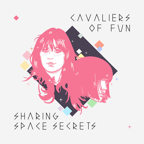 Cavaliers of Fun - Sharing Space Secrets EP Teaser