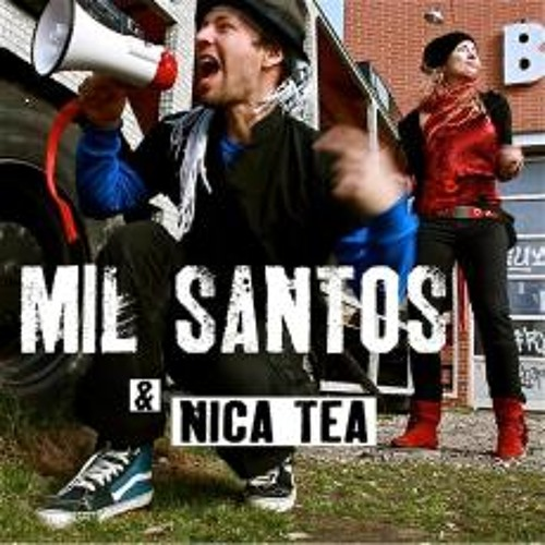 Mil Santos rocks with Nica Tea - A Que Te Cojo