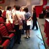 We walk the world 2011 at Albert Laurence School of Communication Arts
