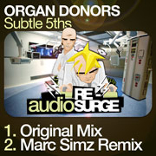 Organ Donors - Subtle 5ths