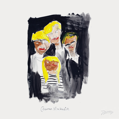 Connan Mockasin - Faking Jazz Together