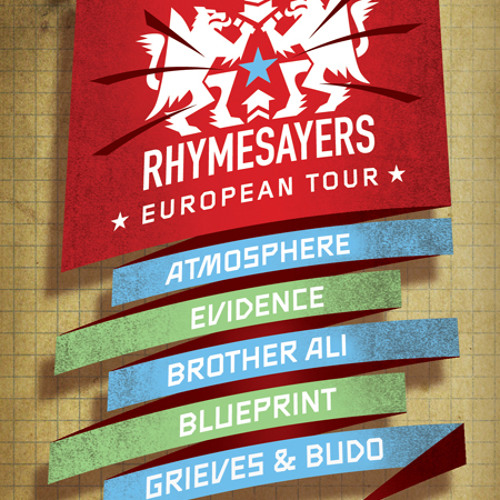 Rhymesayers European Tour Remix Contest