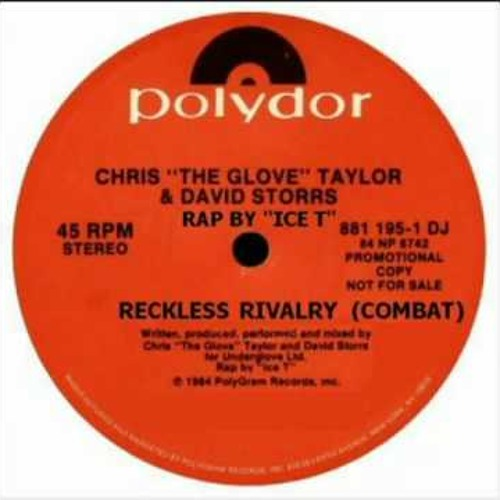 Ice-T, Chris The Glove Taylor & David Storrs - Reckless Rivalry Combat